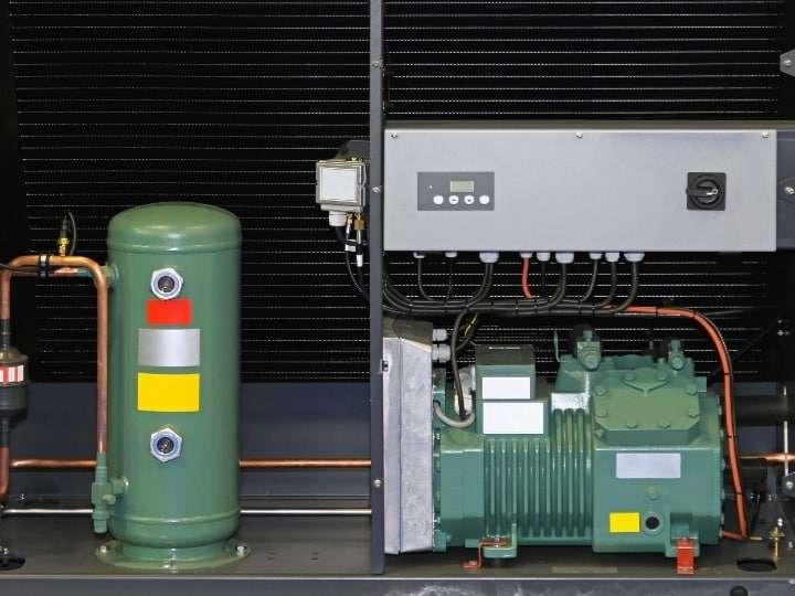 Geo Thermal Heat Pump