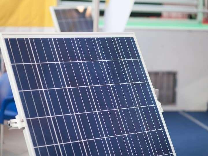 Solar Panel Indoor