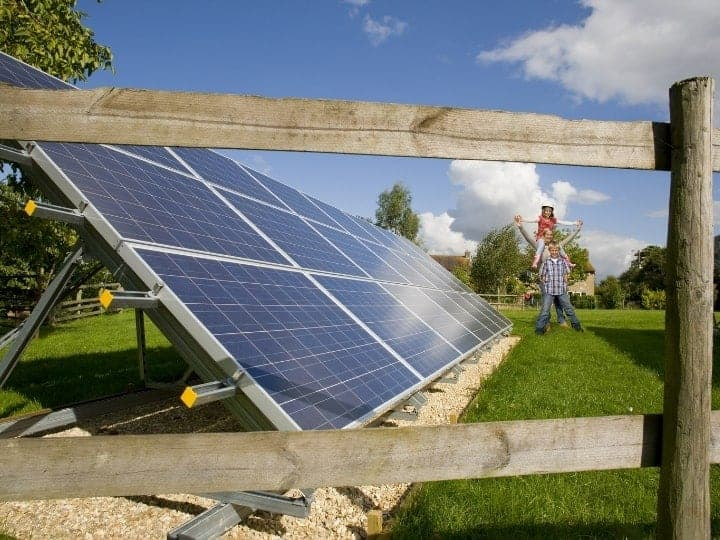 Solar Panels Stands: Rackings - Mountings & Fixings