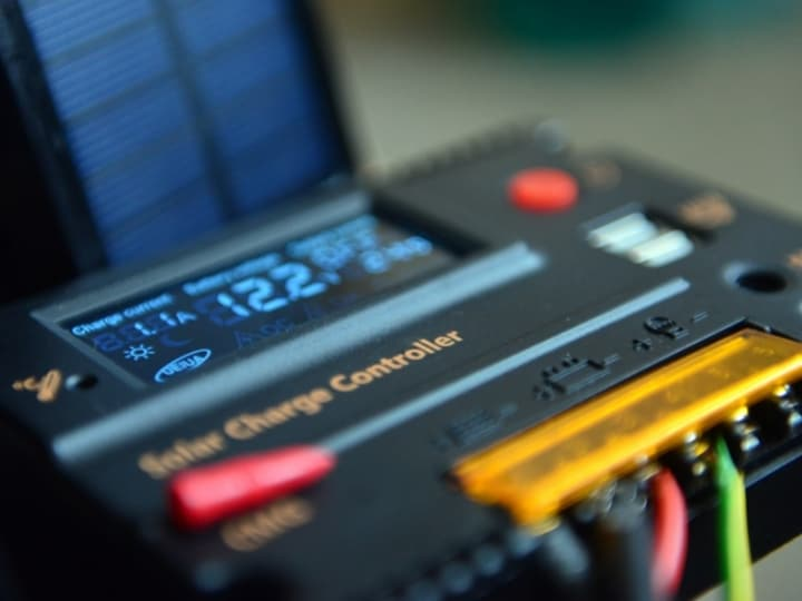 Solar Regulator Charge Controller MTTP