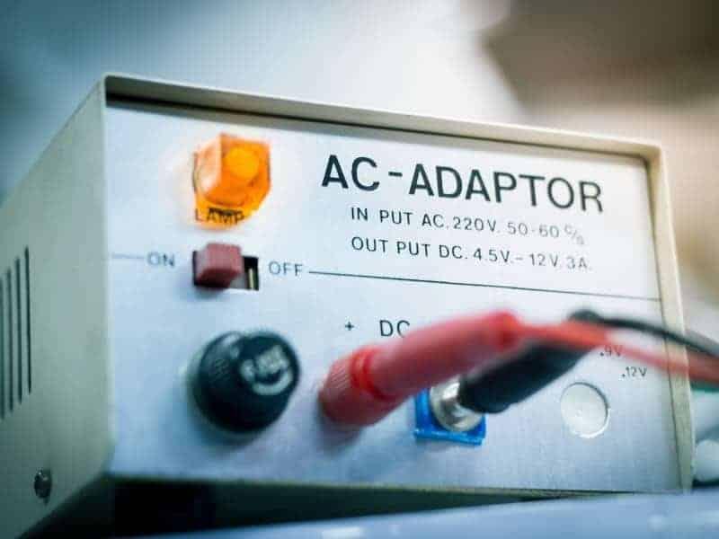 AC Adapter Converter Box